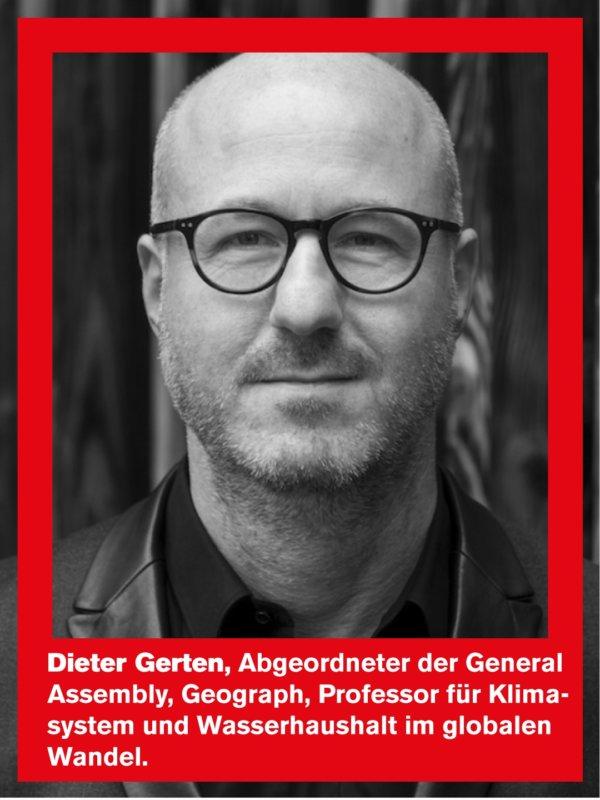 Dieter Gerten