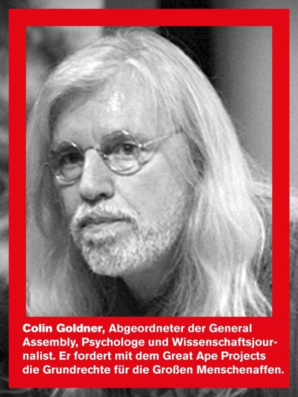 Colin Goldner