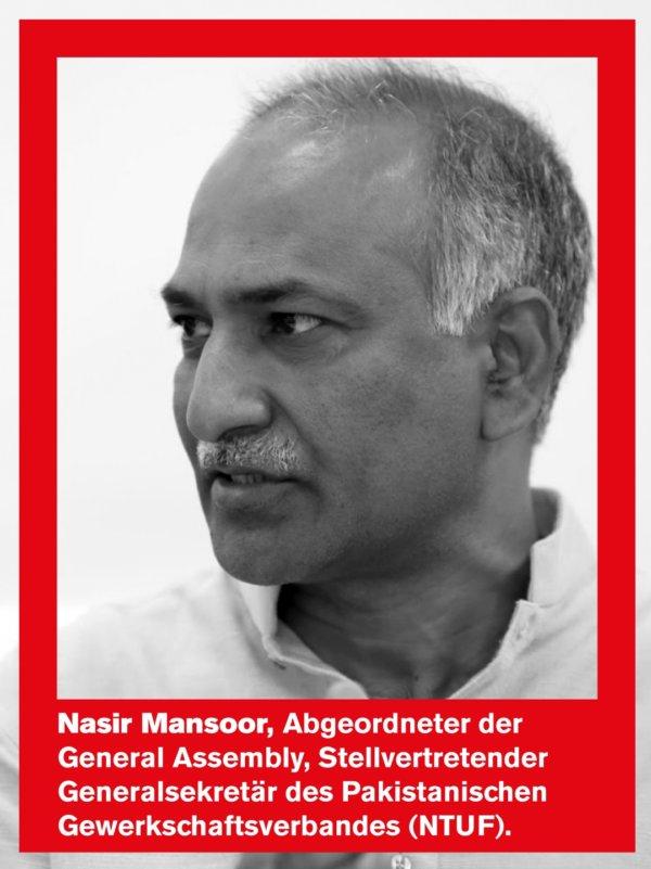 Nasir Mansoor