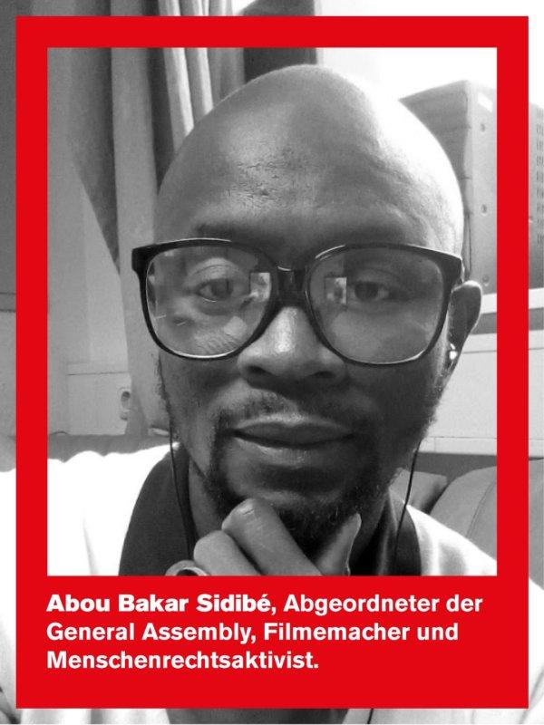 Abou Bakar Sidibé
